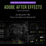 Masterclass online gratuita: Adobe After Effects