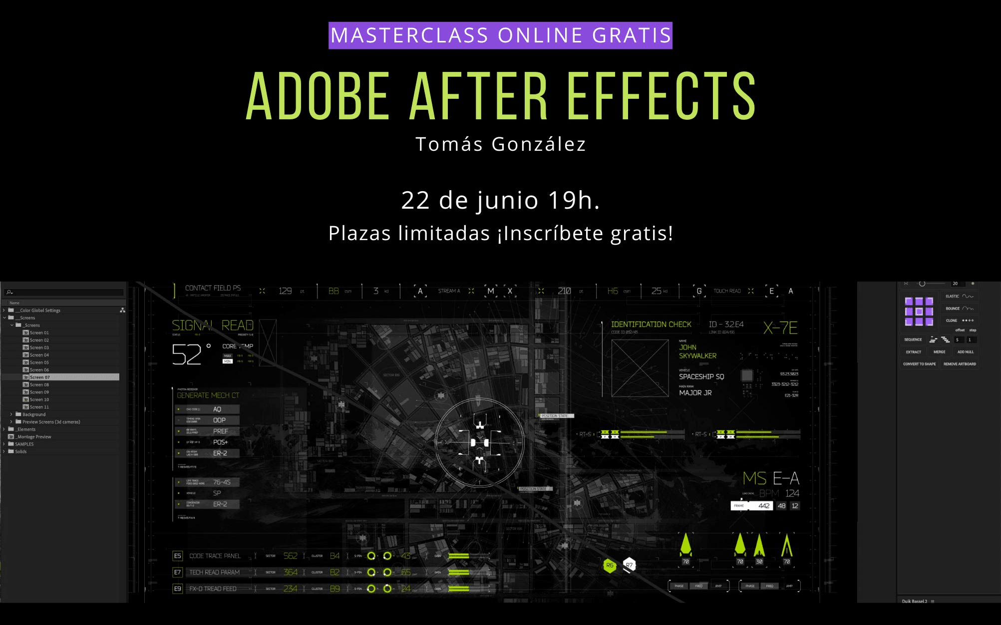 masterclass After Effects