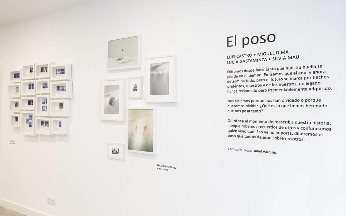 Exposición fotográfica «El poso»