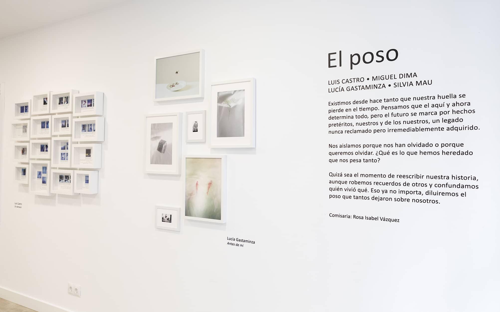 Exposición El poso