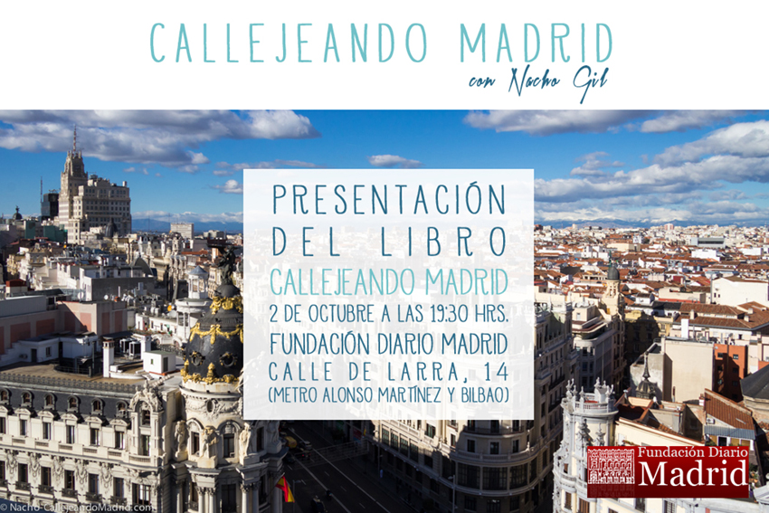 Nacho Gil presenta su libro