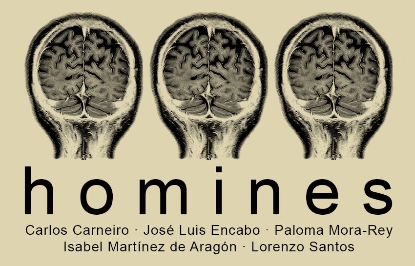 Inauguración de la Exposición «Homines»