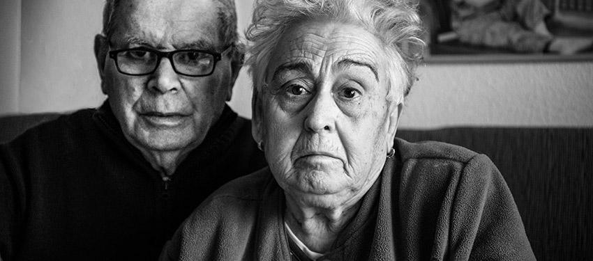 Carlos Carneiro expone 'Parkinson, un viaje al interior' en la Biblioteca Central
