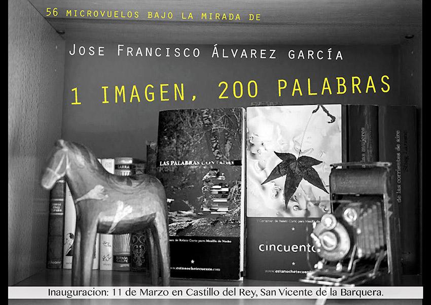 1 imagen, 200 palabras: muestra fotográfica de José Francisco Álvarez García