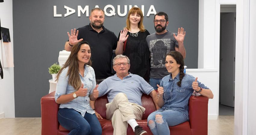 Así fue el curso Domina Tu Cámara Digital de julio de 2017 en La Máquina