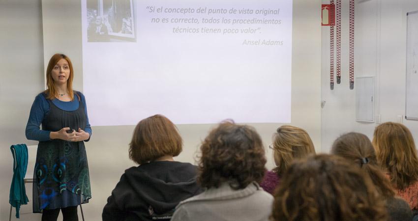 Así fue la clase gratis de 'Introducción a la Composición' del 16 de enero en La Máquina