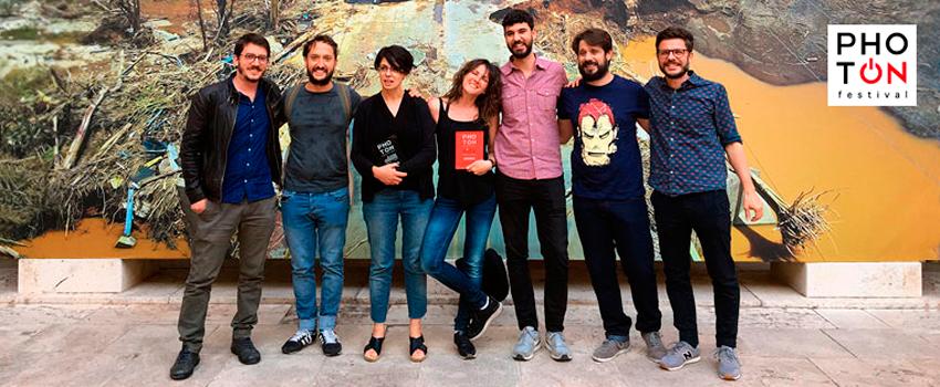 Carmen Sayago, alumna de La Máquina, ganadora de la Beca PhotOn Festival 2018