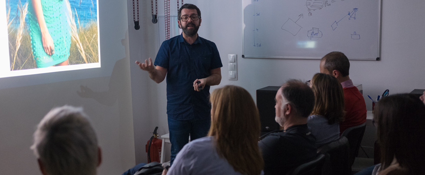 Así fue la charla gratuita sobre iluminación del 17 de mayo por Jose Antonio Fernández