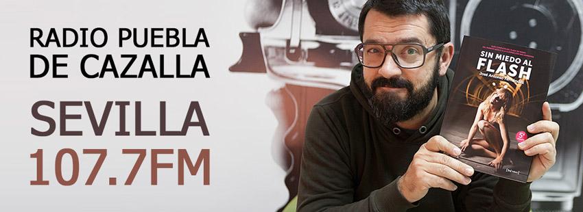 Entrevista de Jose Antonio Fernández con el programa de radio La luz invertida