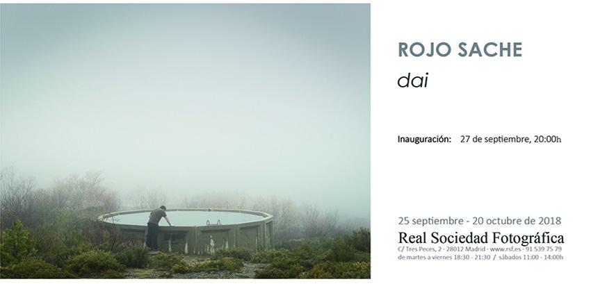 Exposición de ROJO SACHE en la Real Sociedad Fotográfica