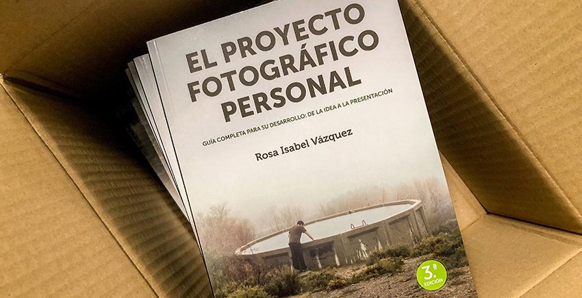 3º Edición del libro El Proyecto Fotográfico Personal
