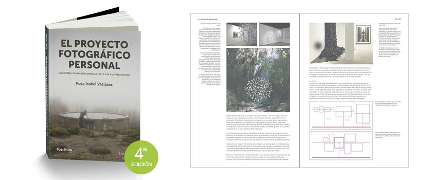 4º Edición del libro El Proyecto Fotográfico Personal