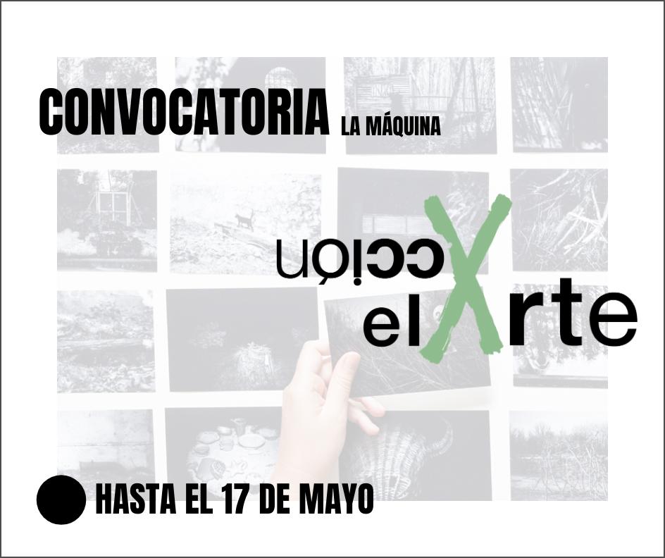 Participa en la subasta de Acción x el Arte con La Máquina