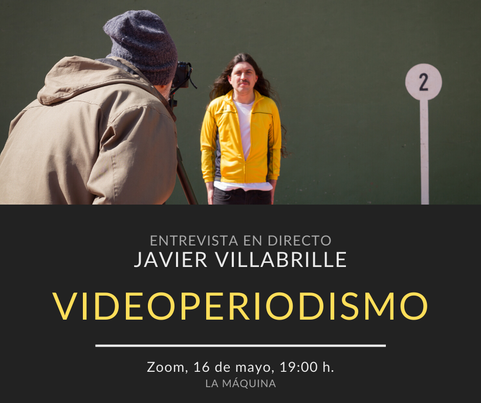 Entrevista Javier Villabrille: Videoperiodismo