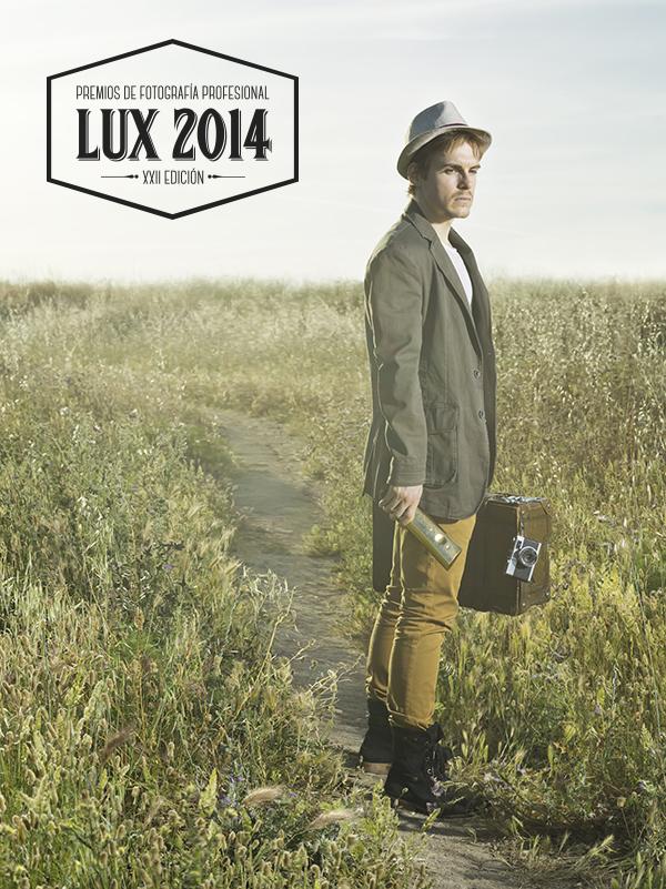 Rojo Sache realiza la imagen de los Premios Lux 2014
