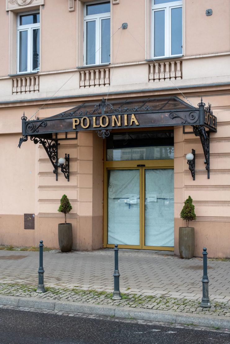 Masha Wysocka, Karta Polaka/Carta Polaca