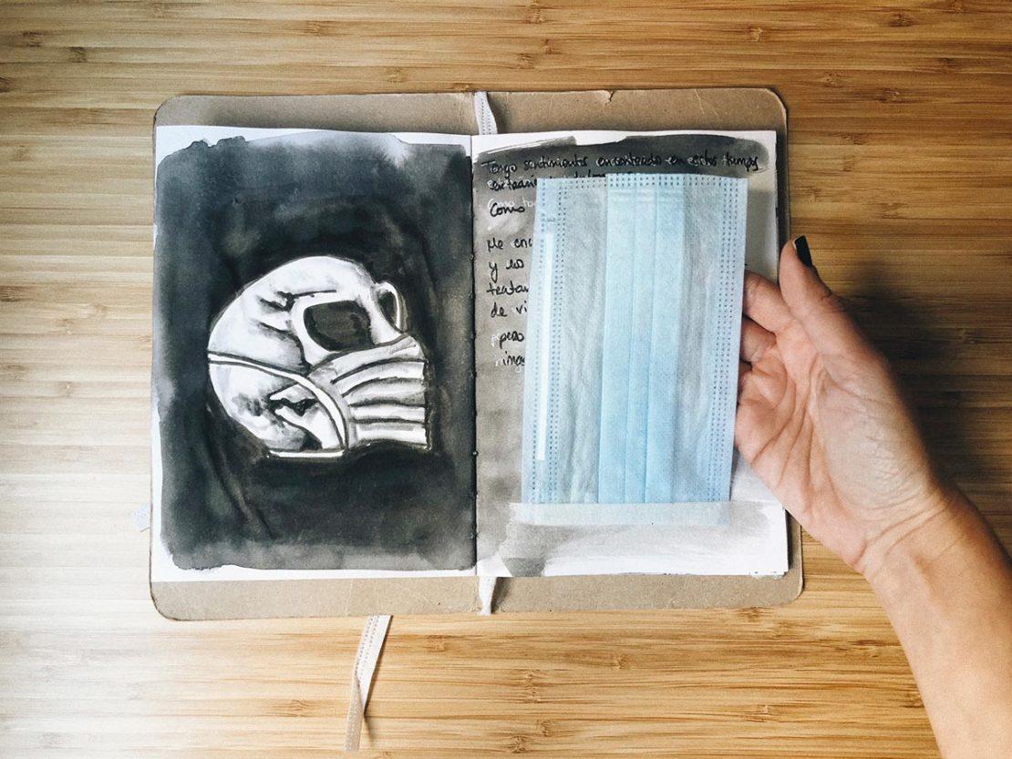 Tam Castrillejo Gutiérrez, Diario visual de un fin del mundo cualquiera