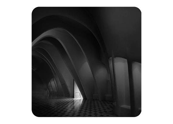 Aitor Ortiz. Gaudí. Impresiones íntimas