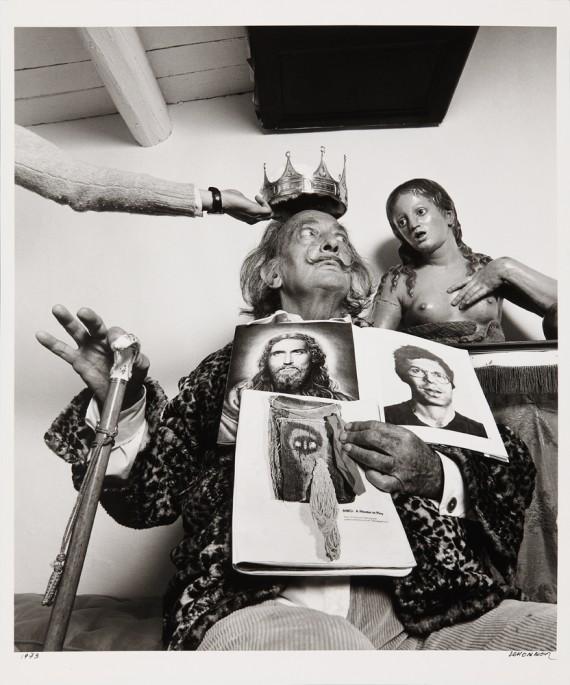 Schommer. Salvador Dalí (Retratos Psicológicos), 1973
