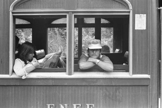 Thomas Nölle, Tren de la Muerte (Bolivia), 1980 © Thomas Nölle
